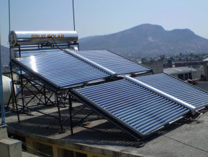 1500L Integrative Solar Water Heater with CE Certificate pictures & photos