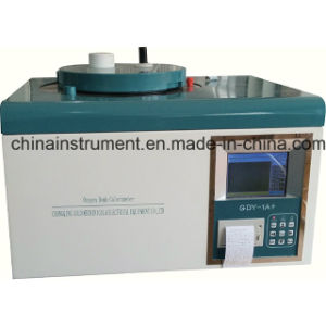 Automatic Bomb Calorimeter of Coal or Oil Laboratory Instrument pictures & photos