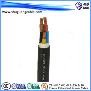 XLPE Insulation PVC Outer Sheath Electric Power Cable pictures & photos