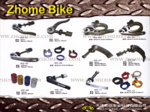 Bicycle Parts/Seat Post Quick Release with Handle Bar and Clamp pictures & photos
