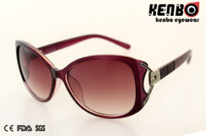 New Design Fashion Plastic Sunglasses with Nice Hinge Kp50862 pictures & photos