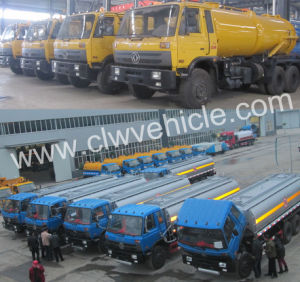 6X4 Dongfeng 16cbm LPG Gas Filling Tank Truck pictures & photos
