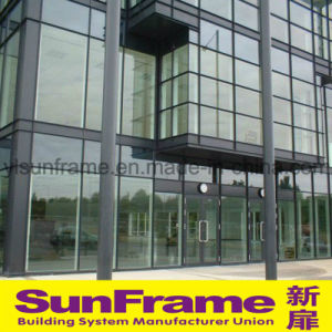 Aluminium Curtain Wall for Commercial Building pictures & photos