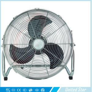Unitedstar 16′′ Floor Fan (USFF-108) with CE, RoHS pictures & photos