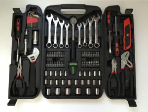 95PCS Kraftwelle Germany Carry Blow Case Box Picking Tool Sets with Socket Wrench pictures & photos