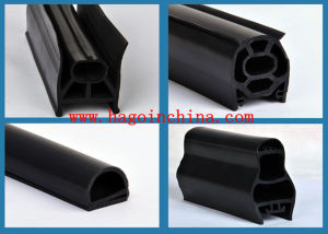 Customized High Quality EPDM Rubber Extrusive Strip pictures & photos