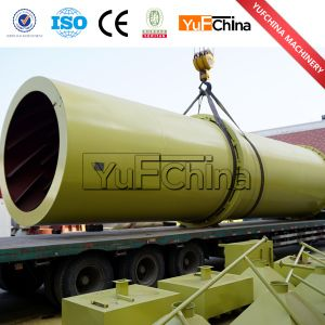 Coal Rotary Drier Machine With ISO Certificated pictures & photos
