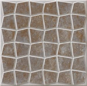 Building Material Bathroom Water Proof Ceramic Floor Tile pictures & photos