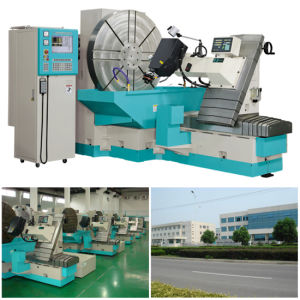 High Quality Tire/Tyre Moulding Machine (CNC1670T) pictures & photos