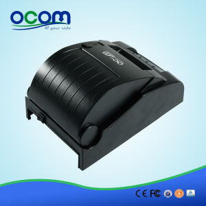 China Low Cost USB Port 58mm POS Thermal Receipt Printer (OCPP-585) pictures & photos