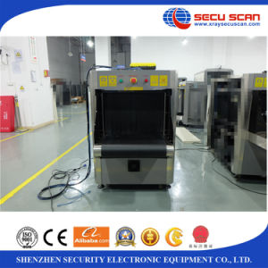 X ray baggage scanner manufacture AT6040 luggage scanner for Hotel/Embassy/Court use pictures & photos
