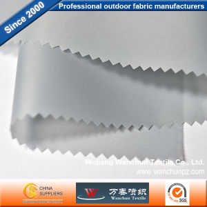 Nylon Fabric with PU Waterproof Silicone Coating for Outdoor pictures & photos