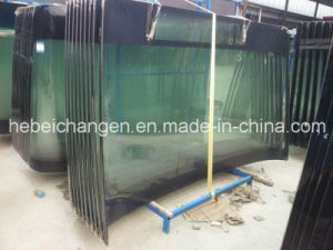 Car Windshield Glass for Changan, Yutong Bus pictures & photos