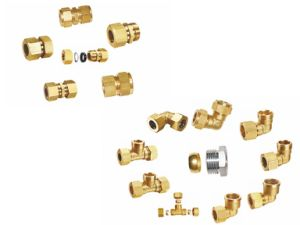 Brass Fitting (a. 7026)