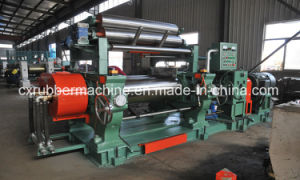 Two Roll Mixing Mill/Rubber Sheeting Mill pictures & photos