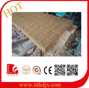(5000PCS/hour)) Hot Sale Logo Brick Machine in Nepal, India and Pakistan pictures & photos