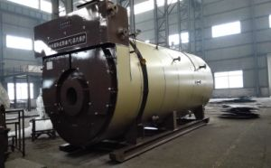 Horizontal Oil or Gas Energy Saving Steam Boiler pictures & photos