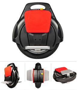 Black 14′′ Single Wheel Electric Unicycle Scooters with CE RoHS pictures & photos