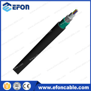Multi Mode 6/12/24 Core Direct Buried Fiber Optical Cable (GYXTS) pictures & photos