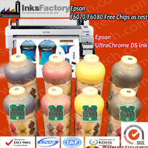 F6070 Ultrachrome Ds Inks (Surecolor F7070/F6000/F7000/F6080) pictures & photos