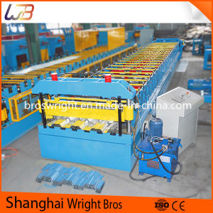 Floor Decking Plate Roll Forming Machine pictures & photos