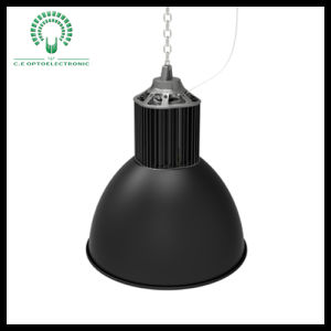 250W Super Bright Outdoor LED High Bay Lights, 600W HPS Bulb Equivalent, 25000lm, Soft Nature White, 3000k, LED Highbay Lights -Meanwell Driver and Philips LED