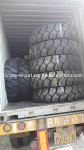 E-4 Industral Tire with Deep Tread12.00-20 14.00-24 Harbor Tire, OTR Tires for Crane, Port, Forklift, Zonwin Tires pictures & photos