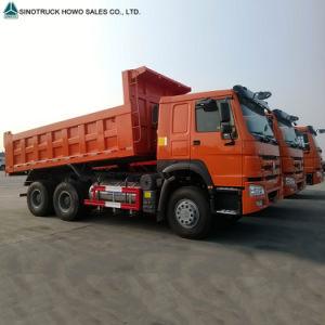 2017 6X4 Tipper HOWO Dump Truck pictures & photos