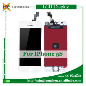 Mobile Phone Black and White Display for iPhone 5s Touch Screen LCD Digitizer pictures & photos