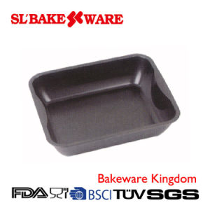 Deep Roaster Pan Carbon Steel Nonstick Bakeware (SL-Bakeware)
