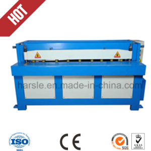 Q11 Electrical Metal Sheet Cutting Machine pictures & photos