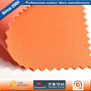 High Strength Polyester PVC Fabric for Bag Tent (6*3-3) pictures & photos