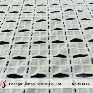 Cotton London Lace Fabric for Sale (M3414) pictures & photos