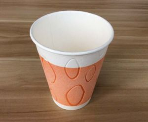 Custom Logo Disposable Beverage Foam Cups with Lid (8oz, 10oz, 12oz and 16oz) pictures & photos