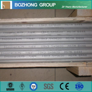 N06625 Incoloy 625 Nickel Based Steel Pipe pictures & photos