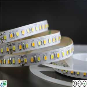 cUL Approved dual color CCT 2835 Adjustable LED Strip Light pictures & photos