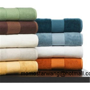 Wholesale Luxury Bamboo Bath Towel Bath Sheet of Multi Colours pictures & photos
