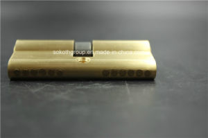 Copper Color All Brass High Safe Lock Cylinder Skt-C07 pictures & photos