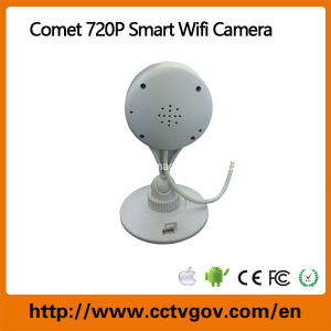 Hotsale WiFi Wireless Comet HD 720p Micro Camera Home Smart Portable Security IP Camera pictures & photos