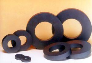 Ferrite Ring Magnet for Loudspeaker pictures & photos