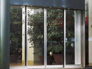 Noiseless Automatic Sliding Doors Operator (VZ-125) pictures & photos