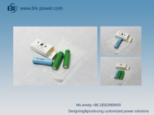 2500mAh 3.7V High Rate 25AMP Li-ion Battery E-Ciga Samsung Inr18650-25r pictures & photos
