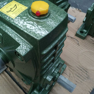 Wps Series Standard Worm Arrangement Gearbox Machine High Quality Germany Design Wpa80 Made in Chi pictures & photos