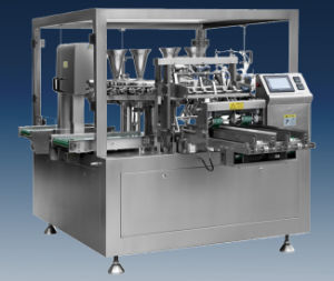 Rotary Preformed Bag Packaging Machine (RP10-100A) pictures & photos