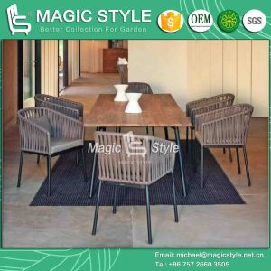 Bandage Chair Stripe Chair Tape Weaving Chair New Design Chair (Magic Style) pictures & photos