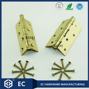 High Quality Brass 4bb Door Hinge (HB005) pictures & photos