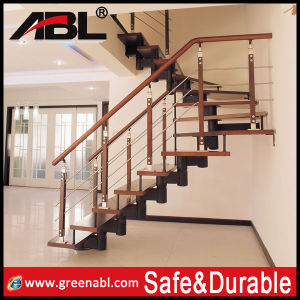 Stainless Steel Indoor Stair Handrail Design DD050 pictures & photos