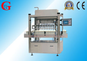 Automatic Servo Piston Liquid Filling Machinery (YLG-6SL) pictures & photos