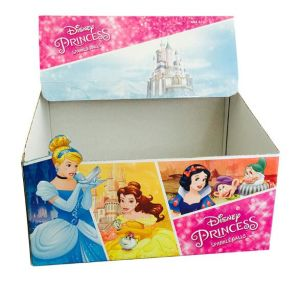 Paper Counter Display Box for Cleansing Creams pictures & photos