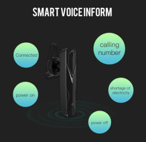 2017 New Product Stereo Sport Wireless NFC Bluetooth V4.1 Headset with Mobile Phone pictures & photos